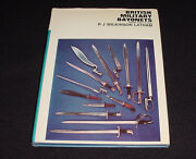 British Military Bayonets From 1700 To 1945 Latham New 1967 Hard Cover Offer