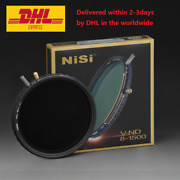 Nisi 67mm 72mm 77mm 82mm Nd8-1500 Nd Filter Multi Coating Filters