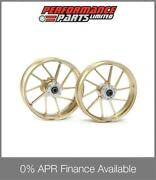 Gold Galespeed Type R Wheels Honda Cbr 600rr 2007-2017 0 Finance Available