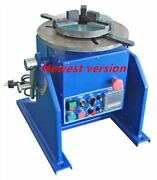 220 Lbs 100kg Automatic Welding Positioner For Mig/mag/co2/tig New Gm