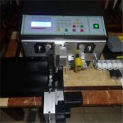 Automatic Wire Cutting Stripping Twisting Machine Cable Stripper Good Quality Lt
