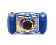 Vtech Kidizoom Duo Camera - Blue - Online Exclusive - Camcorders Color Screen