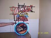 Neon Miller Racing Sign From The 70and039s