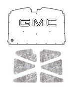 1988 1998 Gmc Truck Under Hood Cover With G-001 Gmc