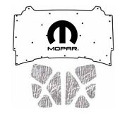 2005 2010 Dodge Charger Under Hood Cover With Mch-006 Mopar