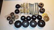 6768697072 Chevy Gmc Pickup Truck Cab Body Mount Rubber Bushing And Hardware