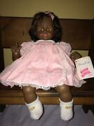 Vintage Madame Alexander African American Pussy Cat Doll 1977 20