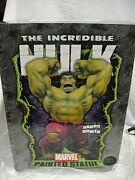 Bowen Sketched Signed By Stan Lee Hulk Statue Color Nib Sideshow Red Figure