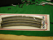Life-like Ho Brass Rail Dcc Rated Curved Track4 Straight 6 New Package