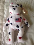 Ty Beanie Babies Glory Rare Original Collectible With Tag Errors
