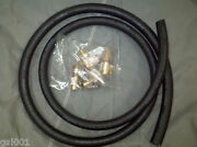 Geothermal Heat Pump 1 Hose Kit Includes Temperature Ports Hydronic Pressure
