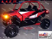 Led 4x4/off Road/jeep Under Body Rock Lights Bright White Moab Daylighters