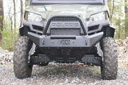 2012 Polaris Ranger 500/570 Midsize Hd Front Bumper Accepts Winch Not Included