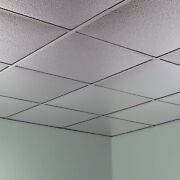 Fasade - Border Fill 2ft X 2ft Lay In Ceiling Tile/panel 5 Pack