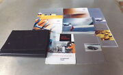 14306 H13j 01-04 Audi A4 2.5 Tdi Owners Manual Handbook Pack With Leather Case