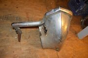 1965 Cadillac Driver Side Upper And Lower Front Bumper End + Bracket