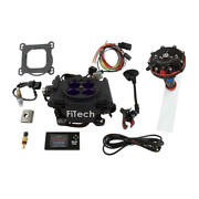 Fitech Fuel Injection System 34008 Meanstreet Efi And Hy-fuel In-tank Master Kit