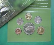 New Zealand 2007 10 Cents-5 Dollars 6 Coins Mint Sets
