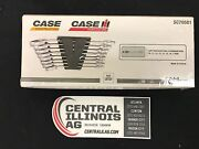 Case Ih 8 Pc Ratcheting Box Combination Wrench Set Met. Sc70501 Central Il Ag