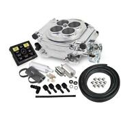 Sniper By Holley Fuel Injection System Kit 550-510k 650hp Self-tuning Polished