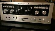 Vintage Marantz 1150d Integrated Stereo Console Amplifier Good Condition