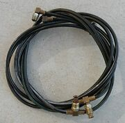 Sebring Convertible Power Electric Hatch Top Hydraulic Hose Hoses 2000 00