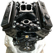 New 5.7l350 V8 Vortec Gm Marine Base Engine With Intake. Replaces Volvo 1997-up