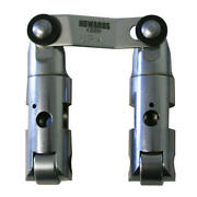 Howards Valve Lifter Pair 91191r Pro Max Direct Lube .903 Solid Roller For Bbc