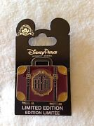 Disney Dca Hollywood Tower Hotel Tower Of Terror Final Check Out Pin Htf