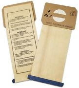24 Aerus Electrolux Style U Replacement 4 Ply Vacuum Bags Fits Proteam Upright