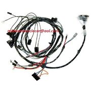 Engine And Front End Light Wiring Harness Kit V8 69 Pontiac Firebird Trans Am T/a