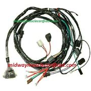 Engine And Front Light Wiring Harness Kit V8 67 Chevy Chevelle El Camino Hei