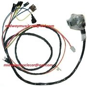 Engine And Front Light Wiring Harness Kit V8 69 Chevy Chevelle El Camino Hei