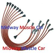 Date Coded Spark Plug Wires 67 68 69 Chevy Corvette L-88 Zl-1