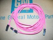 Power Trunk Release Wiring Harness 67- 71 Pontiac Gto Chevy Chevelle Camaro T/a