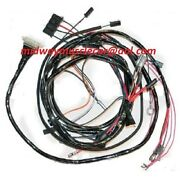 Engine Wiring Harness 63 Chevy Corvette 327 Stingray Roadster Vet Without A/c