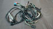 Front End Headlight Feed Firewall Wiring Harness 67 Ford Mustang W/tach W/o Gt