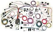 67 68 Camaro Classic Update Series Complete Body And Interior Wiring Harness Kit
