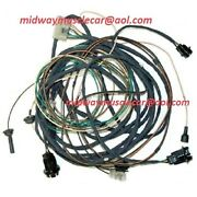 Rear Body Light Wiring Harness 64 1964 Chevy Chevrolet Impala Sport Coupe