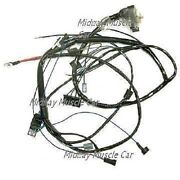 Engine Wiring Harness 1969 69 Buick Gran Sport Skylark Gs 400 Without A/c