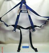 Contractor Full Body Safety Harness Falltech Roofer/warehouse Free Shipping