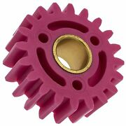 Atco Suffolk Qualcast Lawnmower Pink Plastic Gear Replacement Part
