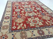 Stunning 8x12 Fine Kazak Hand Knotted Oriental Area Rug 8and0394 X 12and0392
