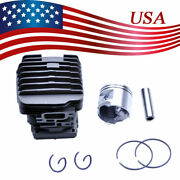 46mm Cylinder Piston Kits For Stihl Ms290 Ms310 Ms390 039 Chainsaw 11270201217