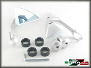 Strada 7 Silver Triangle Handle Bar End Mirrors Ducati S2r 1000 Monster S2r 800