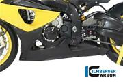 Ilmberger Gloss Carbon Fibre Bellypan Andkit For Original Exhaust Bmw S1000rr 2010