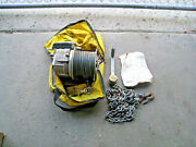 Used Dbi Sala Salalift L1850 60and039 Winch 120ft Free Shipping