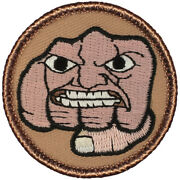 Wacky Boy Scout Patches - The Knuckleheads Patrol Patch 593