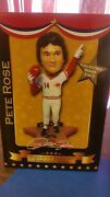 Pete Rose 2015 Queen City Stars Bobblehead Series Collectible Sga Reds