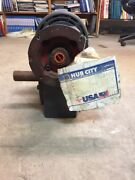Hub City Model 454 501 Ratio Style A 0221-93517 Reducer With Fan Mount